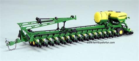 36 Row Planter by Farm Toys For A Farm Toys Dealer