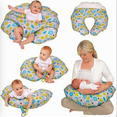 babies nursing for comfort baby nursing pillow boppy breastfeeding slipcover