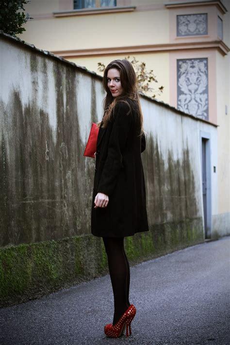 il mio outfit  natale irenes closet fashion blogger