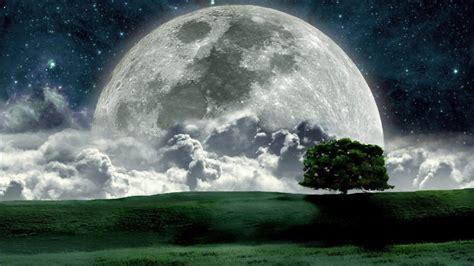 desktop wallpaper hd large size big full moon in night hd wallpaper nature wallpapers