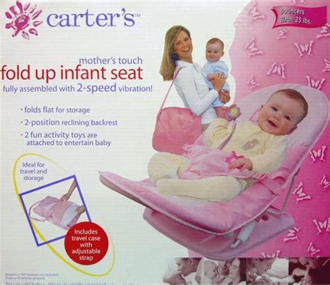 Fold Up Infant Seat Tas Infant Seat Sugardudukan Bayi 6 s fold up infant seat ibuhamil
