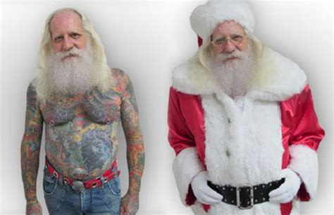 8 best santa claus tattoos from around the web