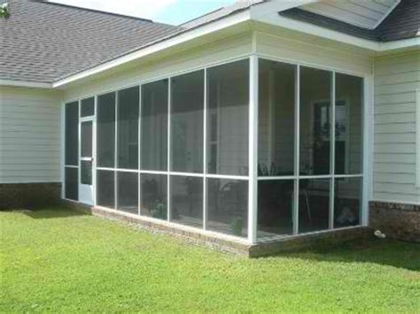 how to screen in a covered patio turning your ga patio into a screen porch or covered patio