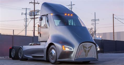 electric truck startup thinks   beat tesla