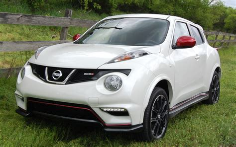 nissan juke white 2013 nissan juke nismo front three quarter white fence photo 1