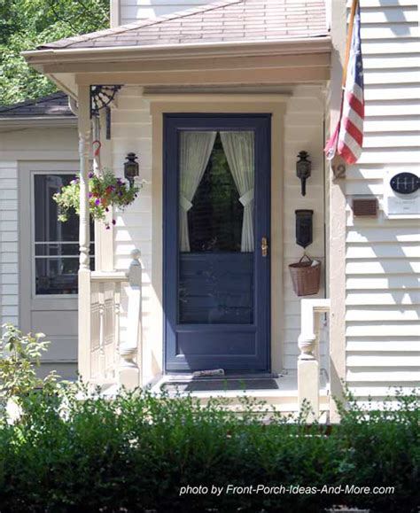 Front Door And Porch Ideas Porch Pictures For Design And Decorating Ideas