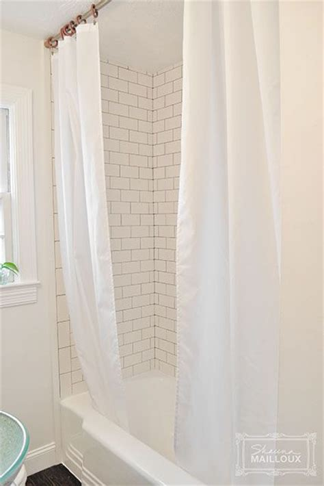 two shower curtains 25 best ideas about two shower curtains on pinterest
