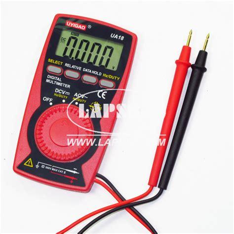 Volt Meter Digital Vst Multi Display 2 Mode Led Back Light professional lcd digital multimeter pocket volt meter