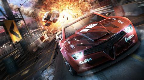 car explosion wallpaper hd wallpaper split second sports car explosion speed