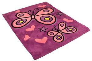 Child Rugs Kids Butterfly Rug Roselawnlutheran
