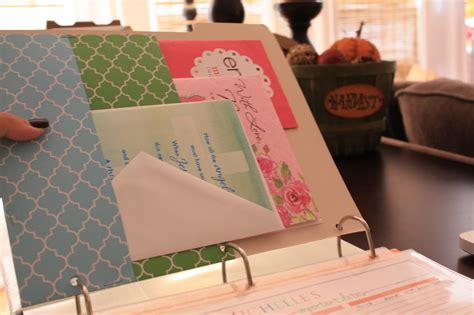 shush in your home diy dual pocket folders