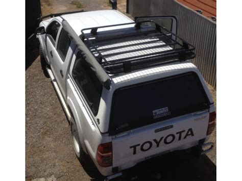 Hilux Roof Racks For Sale by Roof Rack Suits Toyota Hilux And All Mid Size 4wd Suv