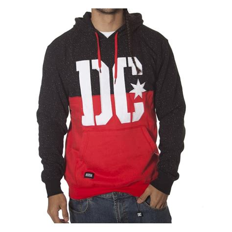 Dc Jacket Bb Hodie dc shoes sweatshirt dc stencil po bk rd buy fillow skate shop