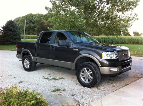 tires ford f150 truck newish tires and leveling kit ford f150 forums ford f