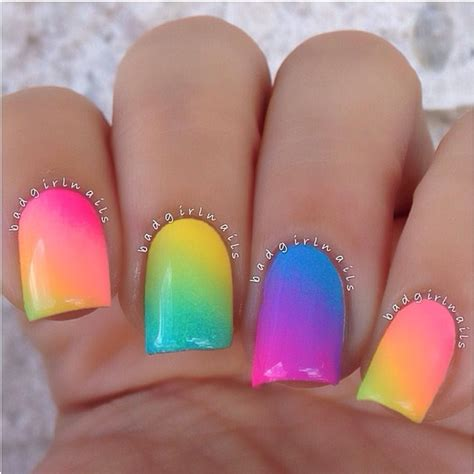 colorful nail colorful summer nails colorful summer nails