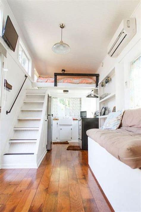 amazing loft stair  tiny house ideas