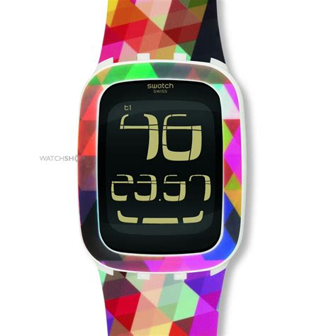 swatch digital touch images