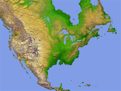 america topographic map guest post a new map of panem by