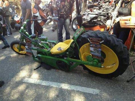 Motorrad Cing Equipment by Deere Tractor Motorbike Vehicles