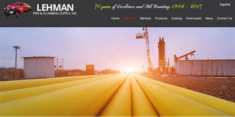 Lehman Pipe Plumbing Supply by Lehman Pipe Supply Breaks Ground On A New Facility With