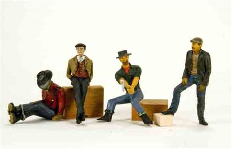 figure news and review magazine scale figures from garden railways magazine
