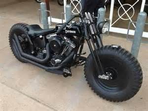 Car Tire Vs Motorcycle Awesome Harley Bobber Bikes Trikes