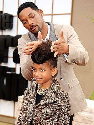 is a whip a hair style willow smith goes wild for karate kid premiere moms