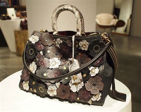Coach B here s your look at coach s pre fall 2016 bags