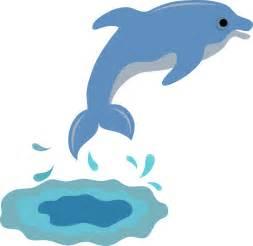 Dolphin clipart, Cute dolphin clip art, animals Cute