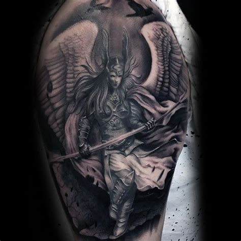 valkyrie tattoo designs 60 valkyrie designs for norse mythology ink