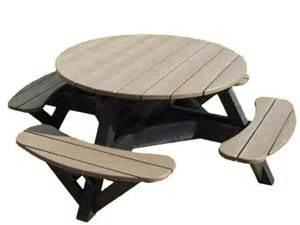 top plastic patio table