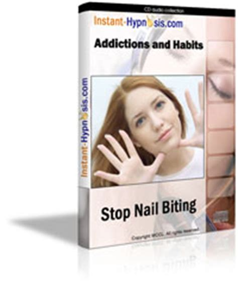 Quit The Nail Biting Habit And Personality Grooming by Stop Nail Biting Hypnosis Review