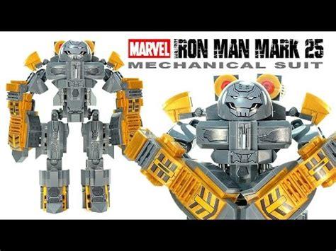 Ironman Mk37 Sea Diving Mech Suit iron 38 igor heavy lifting mech suit unofficial