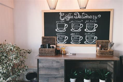 Home Interior Apps Free Stock Photo Of Basket Chalkboard Coffee Shop