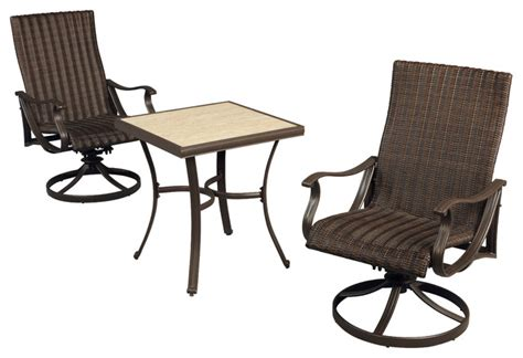 pembrey 3 patio bistro set