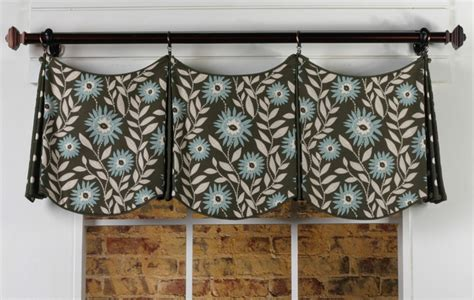 curtain valance patterns delaine curtain valance pattern eclectic other metro