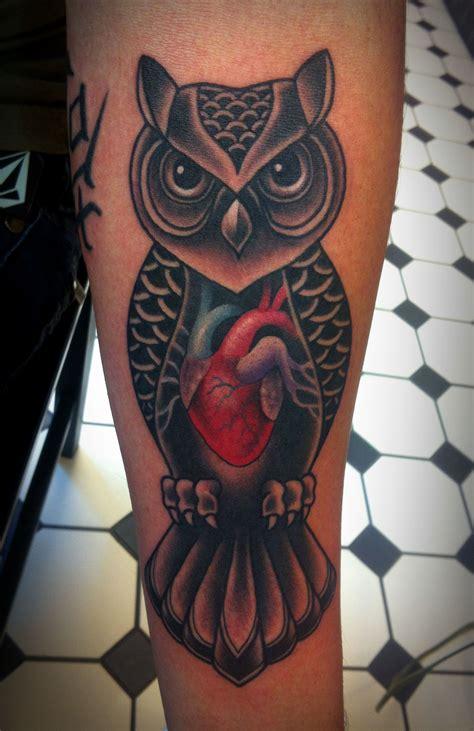 owl forearm tattoo owl forearmdenenasvalencia