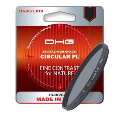 Marumi Dhg Circular Pld Filter 58mm marumi 58mm circular polarizing filter dhg58cir 163 29 55