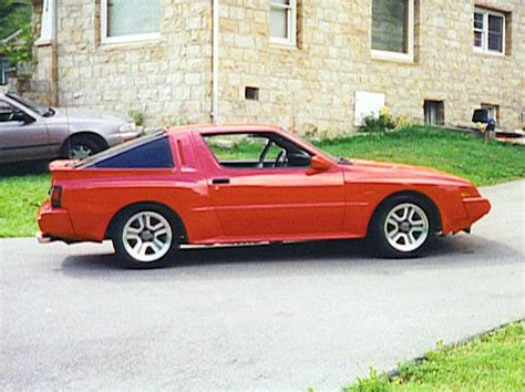 chrysler conquest custom hston4 1987 chrysler conquest specs photos