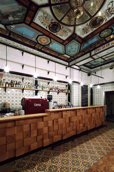 woodwork restaurant des plafonds qui vous en mettent plein la vue frenchy