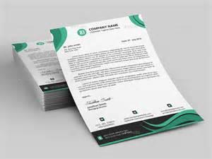 Business Letterhead Paper business letter format letterhead stationery free curved letterhead