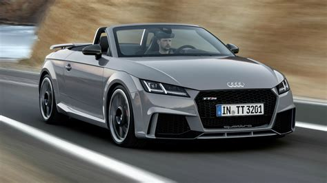 Audi Tt Cabrio by 2017 Audi Tt Rs Roadster Interior Exterior And Drive