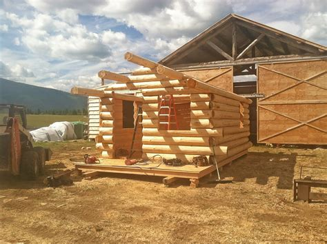 Cabin Roof Construction by Log Cabin Roof Framing Pictures To Pin On
