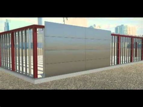 Cool Garage Pictures by Kingspan Insulated Panels Installation Video Youtube