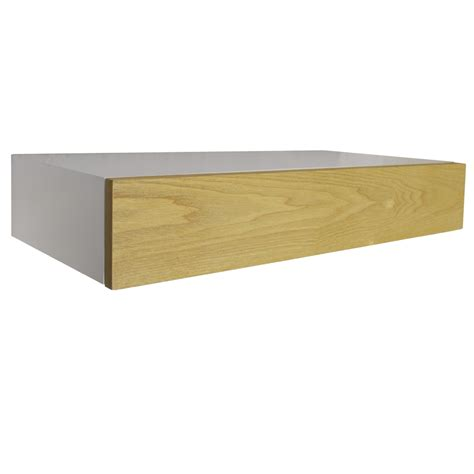 Floating Shelf With Drawer Uk by 2ft 60cm Floating Storage Shelf With Drawer