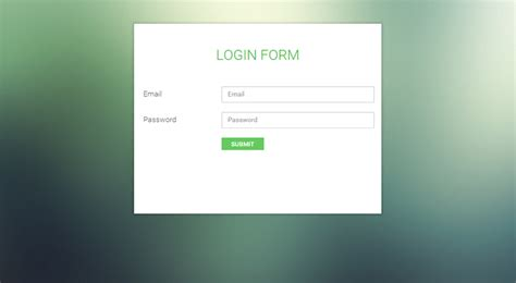 10 php login form templates free premium creative