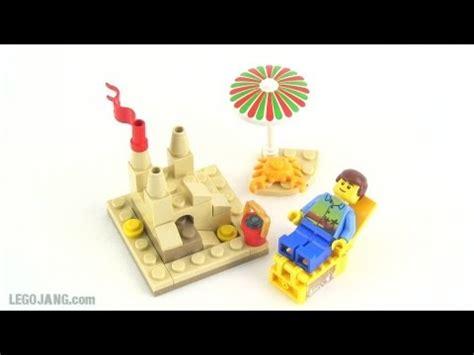 Lego Polibag 40054 Summer lego summer 40054 set review