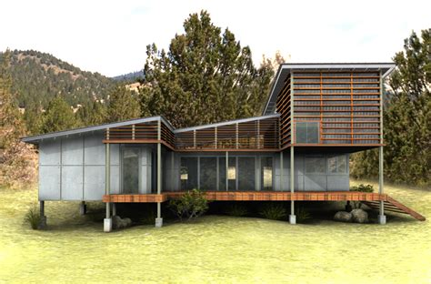 eco friendly homes plans eco homes affordable modern prefab homes arkit prefab eco homes sit light on the inhabitat