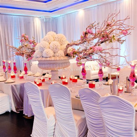 Wedding Decorations Toronto   GPS Decors