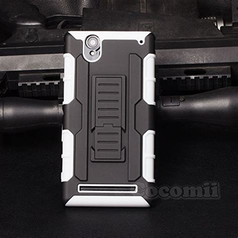 Sony Xperia T2 Ultra Bumper Armor Dual Layer sony xperia t2 ultra cocomii 174 heavy duty sony xperia t2 ultra robot new ultra